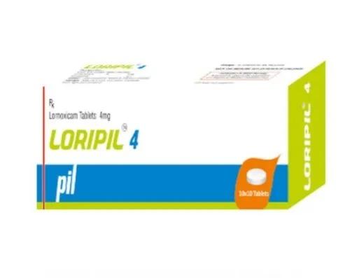 Loripil 4 Tablet