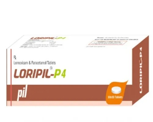 Loripil P4 Tablet