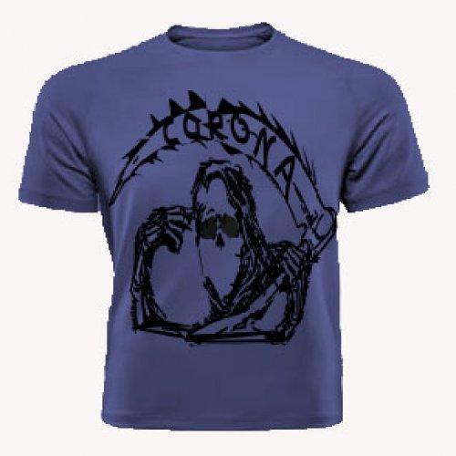 Mens O Neck Printed T-Shirt