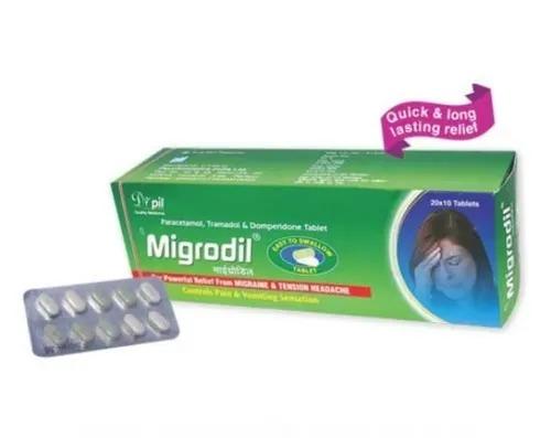 Migrodil Tablet
