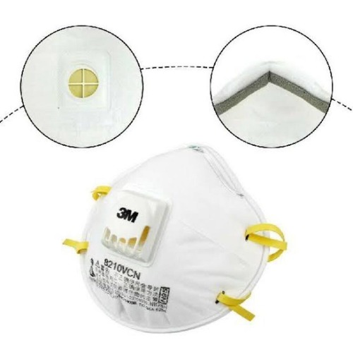 N95 Face Mask With Filter Valve