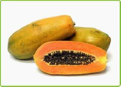 Natural Fresh Papaya Fruits