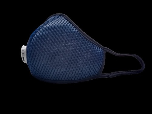 Net Fabric Face Mask