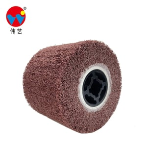 Non Woven Hairline Drawing Wheel