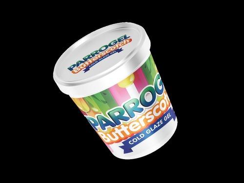 Parrogel Butterscotch Flavoured Cold Glaze Gel