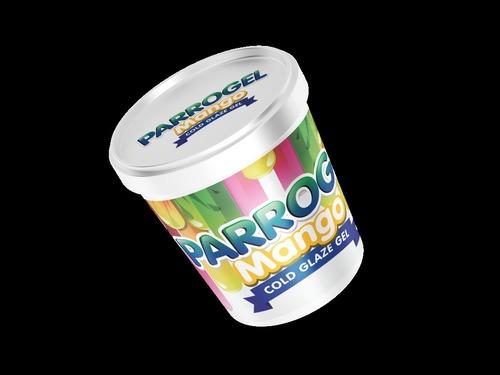 Parrogel Mango Flavoured Cold Glaze Gel