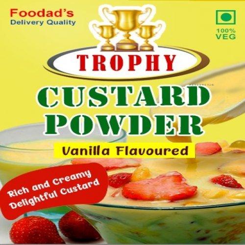 Premium Vanilla Flavoured Custard Powder Easy to digest
