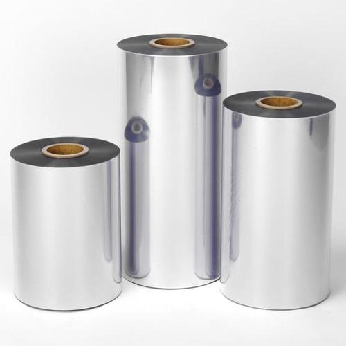 Silver Color Pvc Films