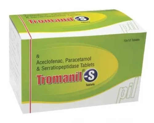 Tromanil S Tablet