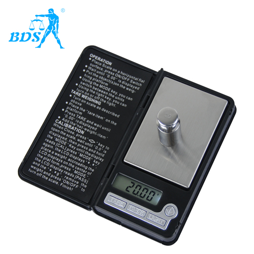 Weighing Sample Electronic Powder Scale