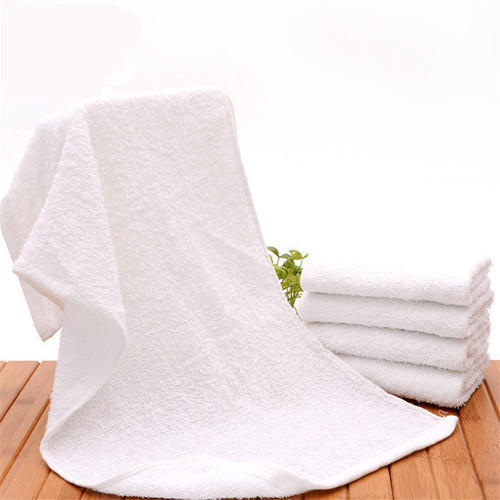 White Disposable Spa Towel