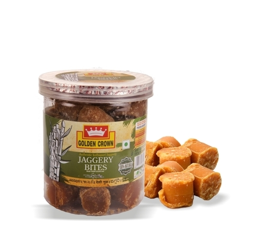 100% Natural and Pure Jaggery Bites