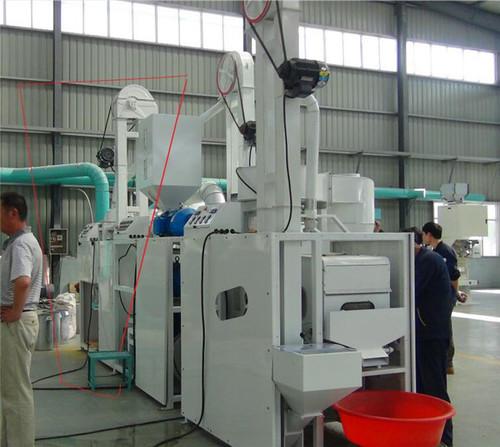 Automatic Maize Corn Processing Machine