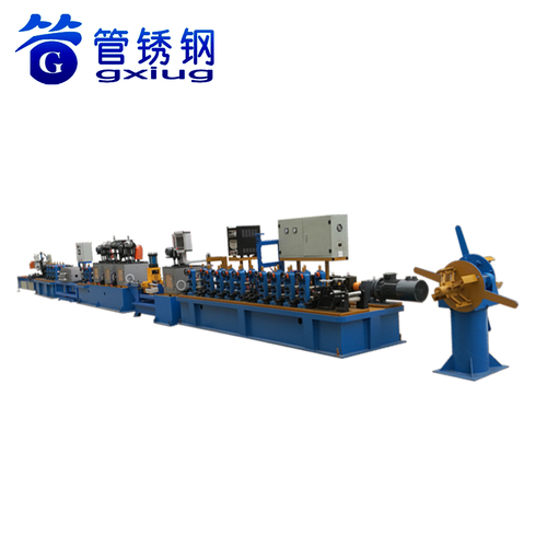 Automatic Stainless Steel Pipe And Tube Making Machine