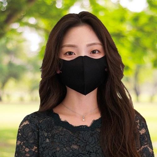 Black Face Mask (Newbine)