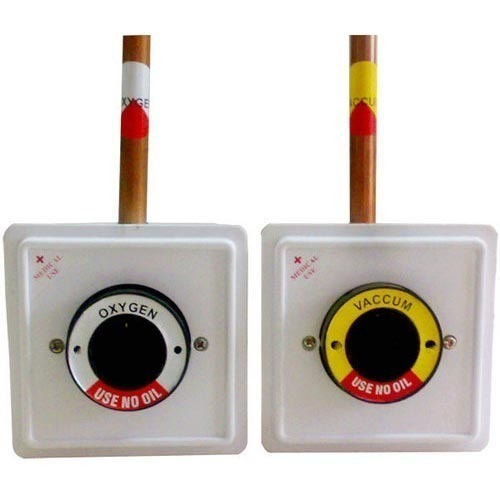 BS Type Medical Gas Outlet