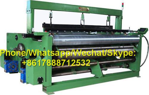 CNC Metal Wire Mesh Weaving Machine