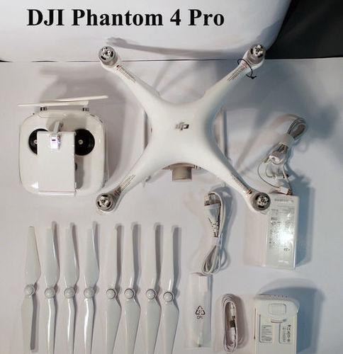 White Dji Phantom 4 Pro Drone Camera at Price 35000 INR ...