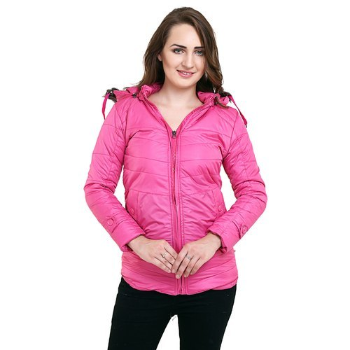 Girls Jacket With Fur