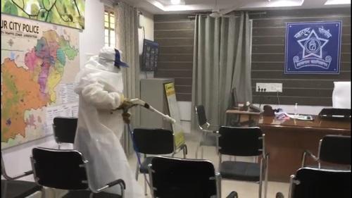 High Performance Office Disinfectant Sprayer