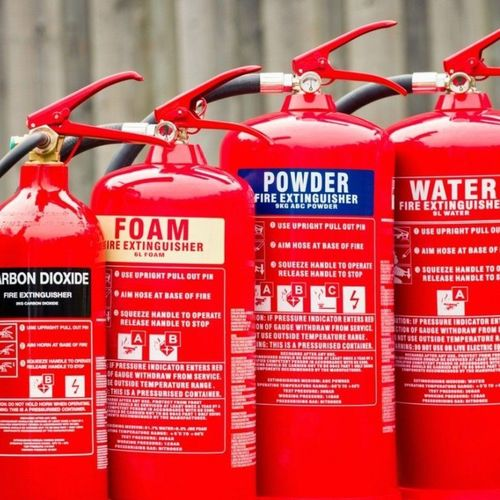 High Pressure Fire Extinguisher