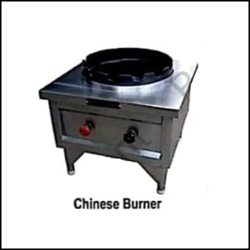 Silver High Strength Chinese Burner