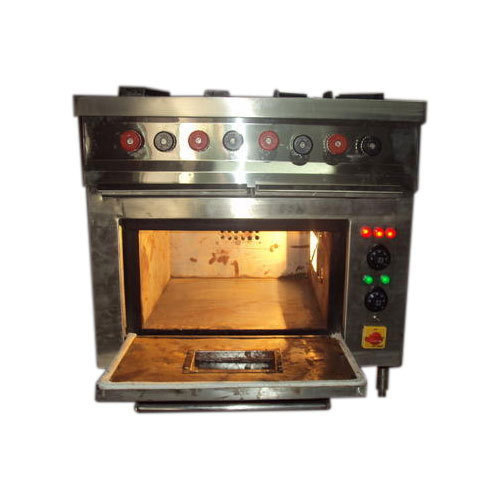 Highly Durable Restaurant Kitchen Oven