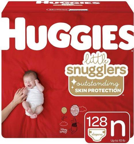 Huggies Little Snugllers Baby Diapers