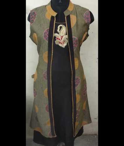 Ladies Embroidered Western Kurti