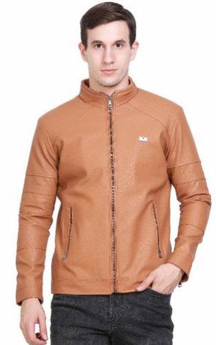 Mens Full Sleeve Custom Jacket