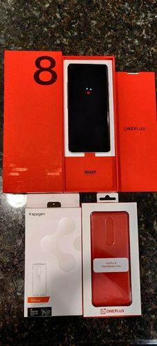 Oneplus 8 256GB Factory Unlocked Smartphone