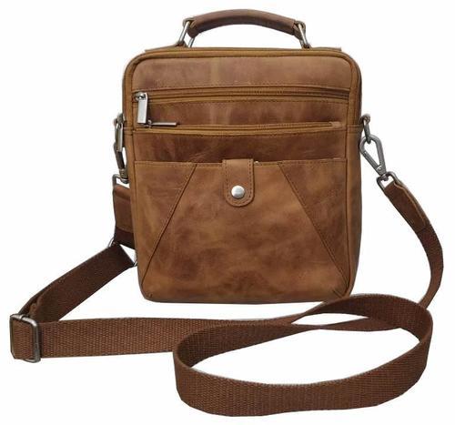 Ph - 800 100% Genuine Leather Messenger Bag