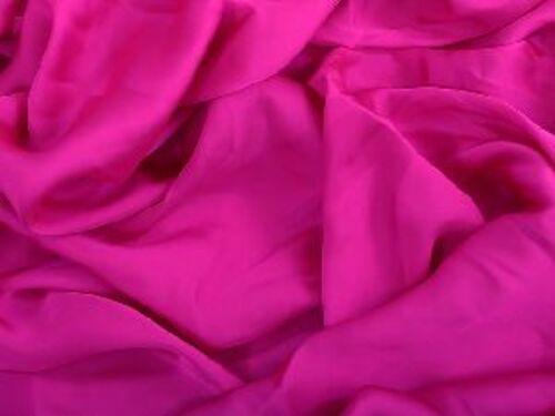 Plain Georgette Fabric 100 GSM
