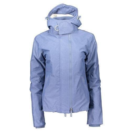 Plain Waterproof Windbreaker Jacket