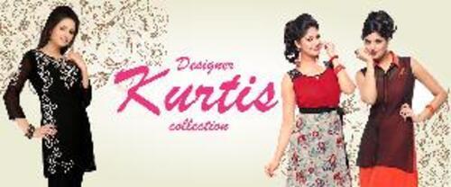 Printed Ladies Designer Kurtis