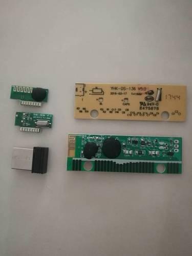 RF Module and Wireless Keyboard PCBA Share Same Receiver Combo Set