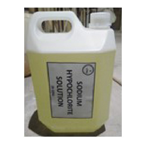 Sodium Hypochlorite Solution - 5 Liter