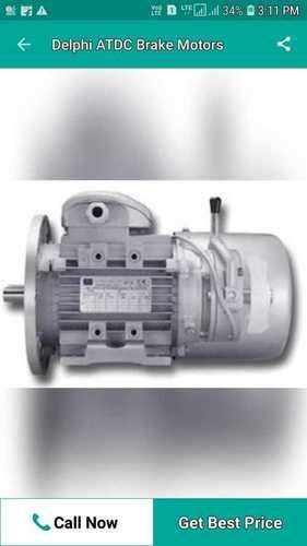 3 Phase Induction Brake Motor