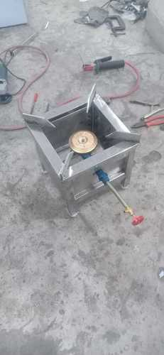 Manual Aluminium Fabricated Gas Stoves