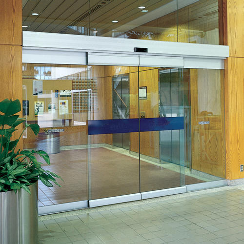 Attractive Glass Sensor Door