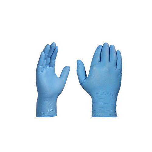 Blue Bulk Disposable Nitrile Hand Glove