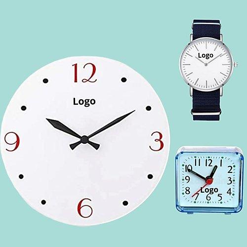 Fine Finished Customized Clocks
