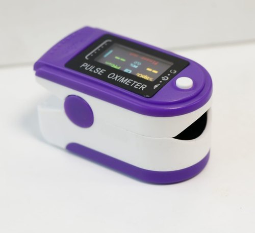 High Accuracy Pulse Oximeter