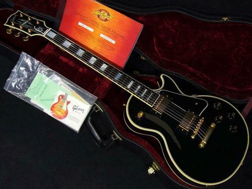 Les Paul Custom 2006 Ebony L9330 Guitar