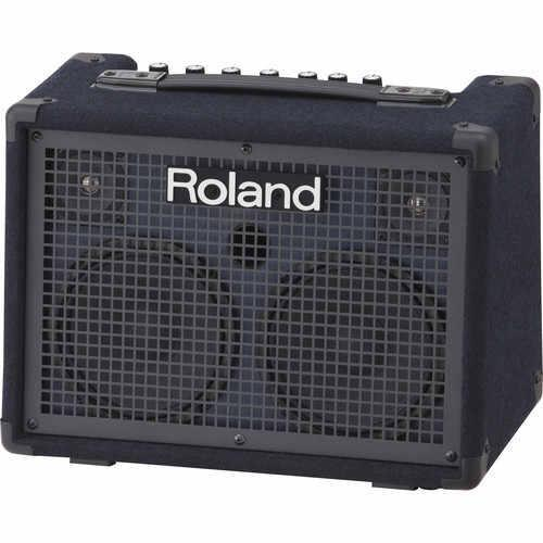 New Roland Battery Powered Stereo Keyboard Amplifier