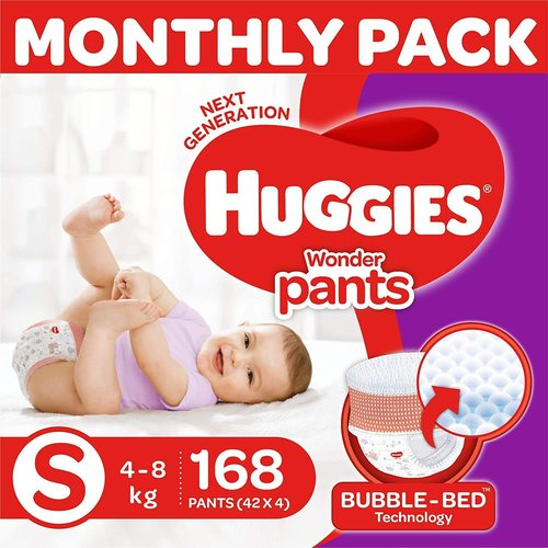 Small Size Baby Wonder Pants Diapers