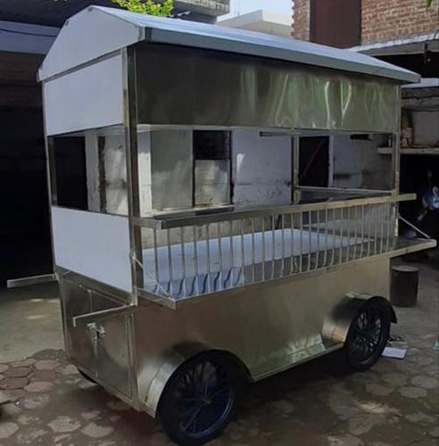 Custom Street Fast Food Corner