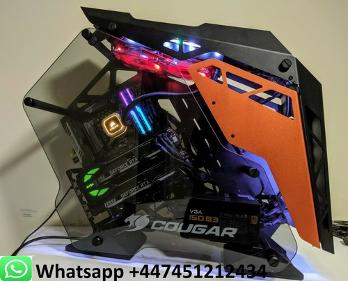 Ultimate Gaming Computer PC i9 9900k 5.00GHZ RTX 2080 32GB 250GB