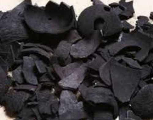 Dried Coconut Shell Charcoal