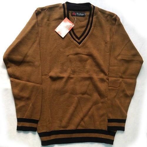 School Full Sleeve Sweater